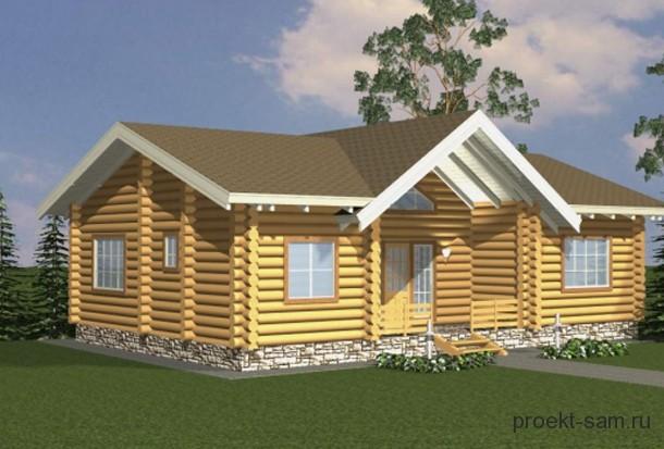 Projek Standard Biasa Sebuah Rumah Kampung Kayu